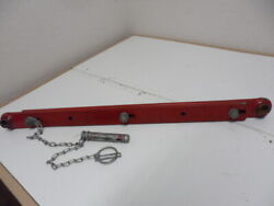 Ford 8n Tractor 3 Point Hitch Center Top Link Original 2n 9n