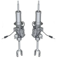 Genuine Pair Set Of Front Left And Right Suspension Struts For Bmw F01 F02