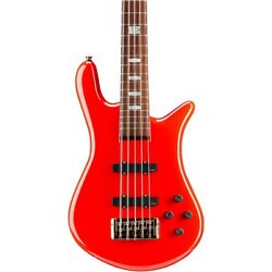 Spector Euro 5 Classic 5-string Electric Bass Red