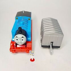 TOMY TRACKMASTER THOMAS amp; FRIENDS quot;SODOR RACE DAY THOMASquot; WORKING 2013