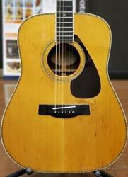 Yamaha 1970s L-10 Early Model In Very Good Condition 747