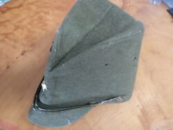 Ww2 Former Japanese Army Officer Military Cap Free Shipping From Japan M5180