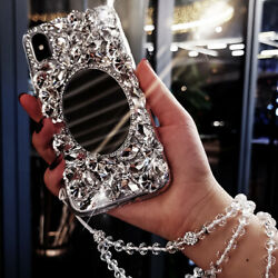 For Zte Avid 579/zmax-10/quest 5/vantage 2 Phone Cases Women Girly Bling Covers