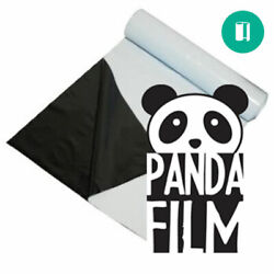 Black And White Panda Poly Film Greenhouse/grow Rooms 50and039x100and039 7mil