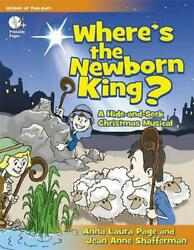Whereand039s The Newborn King A Hide-and-seek Christmas Musical English Paperback