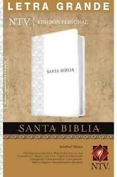 Personal Large Print Bible-ntv Spanish Imitation Leather Book Free Shipping
