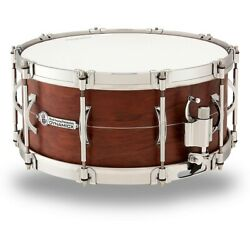 Black Swamp Percussion Dynamicx Sterling Series Snare Drum 14 X 6.5 In. Ln