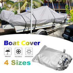 300d Boat Outboard Motor Engine Cover Bass Boats Heavy Duty V-hull Tri-hull S8h7