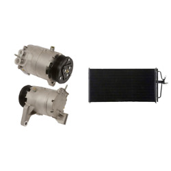 A/c Compressor And A/c Condenser Kit For 2008 Buick Allure Lacrosse