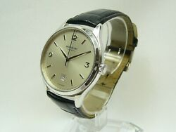 Heritage Chronometrie Automatic Mens Watch Pre-owned
