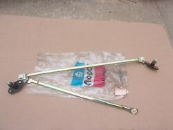 1980 81 82 83 84 Dodge Colt Plymouth Champ Nos Wiper Linkage And Pivot Assembly