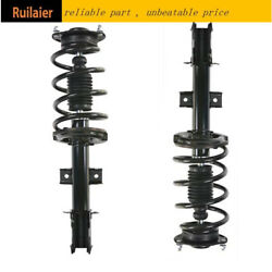 Front Complete Shock Struts Coil Spring Assembly For 2010-2012 Hyundai Santa Fe