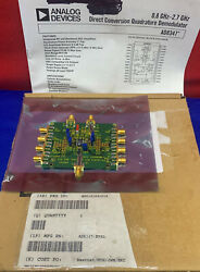 Analog Devices Ad8347 / Ad846-eval Evaluation Board