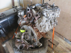 Ford F250 F350 Superduty Diesel 6.7l Engine Core Powerstroke Motor Parts Only