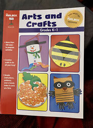 Mailboxarts And Crafts Resource Book K-1 Fall Winter Spring Fall Homeschool New