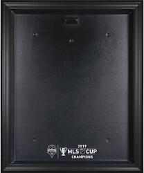 Seattle Sounders Fc 2019 Mls Cup Champs Black Framed Team Logo Jersey Case
