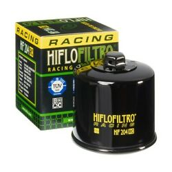 Bossbearing Hiflo Oil Filter Hf204rc For Yamaha Yzf-r1 M 2007 To 2019