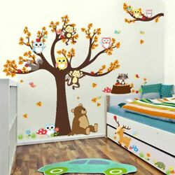 Kids Home Decor Wall Sticker Children Bedroom Playroom Decoration Wall Decal