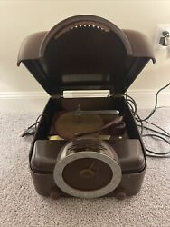 Untested Antique Zenith Radio And Record Player Chassis H664 6h02
