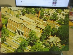E Vintage Old Ohio Postcard Mount Mt Vernon Mercy Hospital Sisters Of Charity