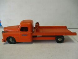 Structo Toys Tow Truck