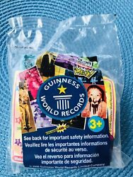 Wendy's 2006 Guinness World Records Stop Watch Toy Nip