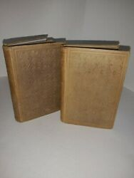 Rare Antique 1857 Life Of Charlotte Bronte By E. C. Gaskell Complete- Read Desc.