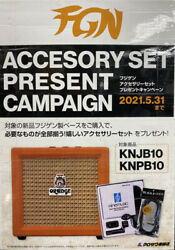 Fujigen Fgn Knjb10rbd See Through Navy/snv Accessory Kit Gifts Until 21/5/31