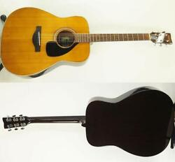Yamaha Fg-180 In Very Good Condition 1237