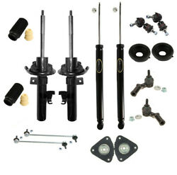 Front And Rear Suspension Strut And Shock Absorber Kit For Volvo C30 2008-2013