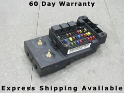 01 Ford F250 F350 Truck Under-dash Cabin Fuse Relay Box Panel 1c3t-14a067-ab 888