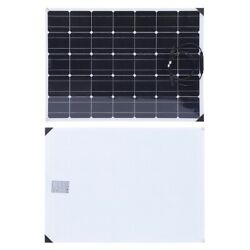 150w Flexible Solar Panel + 20a Solar Controller + 10m Extension Cable For Mo Jy
