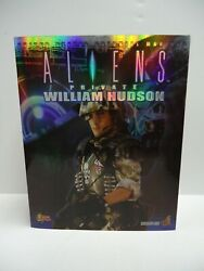 Hot Toys Ultra Rare Aliens Private William Hudsonmms23 Sealed