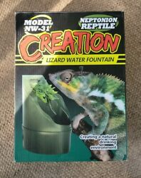 Neptonion Reptile Chameleon Cantina Drinking Fountain Water dripper