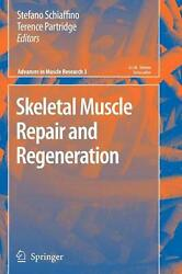 Skeletal Muscle Repair And Regeneration English Paperback Book Free Shipping