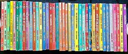 Lot Of 72 Vintage Harlequin Romance Paperbacks / Vg / 1970and039s / Uncreased Spines