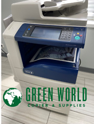 Xerox Workcentre 7970 Color Multi-function 70ppm Up To 12 X 18 Size