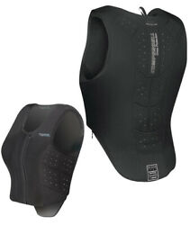 Level 3 Approved Adult Womenand039s Riding Back Protector Vest Komperdell