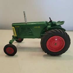 1989 Candm Oliver Super 88 Wf Clam Shell Fenders Dc Rims Firestone Tires Tractor