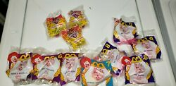 Mcdonalds Happy Meal Toy Lot Of 11 Animaniacs Sealed