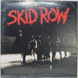 Skid Row S/t Self Titled Friday Music 180g Purple Colored Vinyl Record Lp Sealed