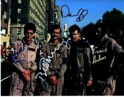Dan Aykroyd Murray Hudson Ramis Signed 11x14 Photo Picture Autographed With Coa
