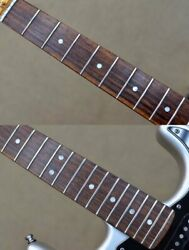 Fender American Deluxe Stratocaster Tungsten 3.71kg 2010 Make Used 10-19177