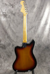Fender American Vintage 62 Jaguar 3-color Sunburst Shinjuku Store 10-19318