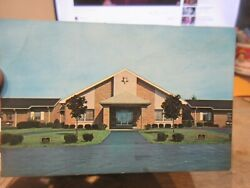 E Vintage Old Ohio Postcard Mount Mt Vernon Order Of Eastern Star Home Offices