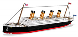 Toys-historical Collection - R.m.s Titanic - 720 Pcs /toys Uk Import Toy New