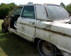 1966 Plymouth Fury Iii Sedan A/c Car Used By Plymouth Emblem Project Parts