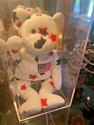 Rare Ty Glory Beanie Baby With Numbered Tush Tag And Tag Errors Mint Uncirculated