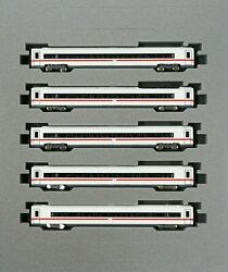 Kato 10-1513 Ice4 Inter City Express 5 Cars Add-on Set N Scale