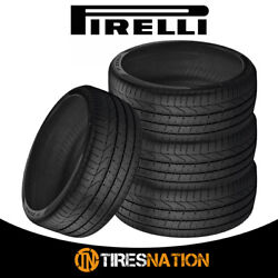 4 New Pirelli Pzero 245/40r19 94y Summer Sports Performance Traction Tires